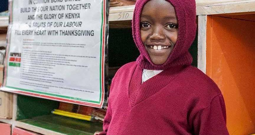 Kenya: Aina cerca 300 libri per la scuola in Nchiru