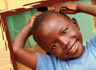Sostegno a distanza: pranzo etnico per i bambini di Gulu