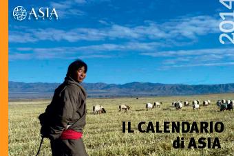 Calendario 2014: i giorni del sostegno a distanza