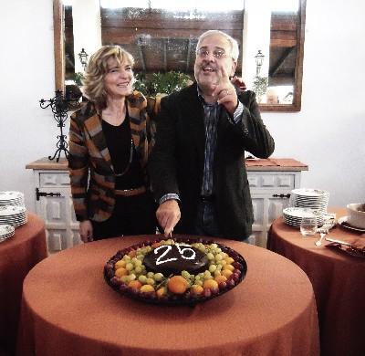 25 anni di matrimonio per il sostegno a distanza