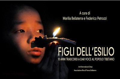 "Aref International presenta il volume ""Figli dell'esilio"""