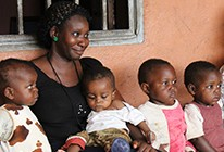 In Camerun i genitori imparano a comunicare con i figli
