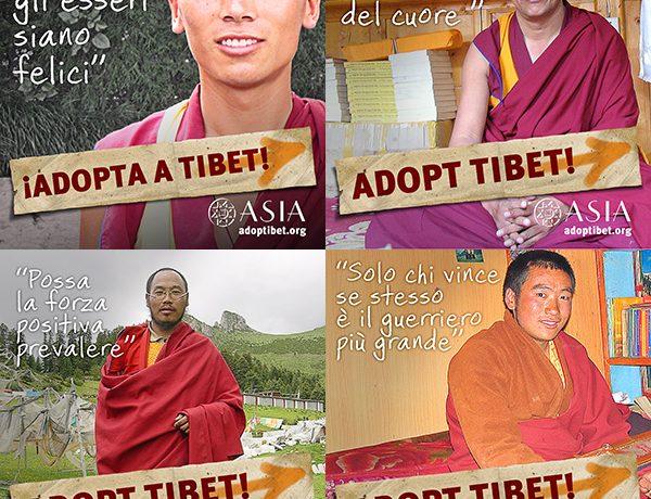 Per la Giornata mondiale della tolleranza adotta un monaco