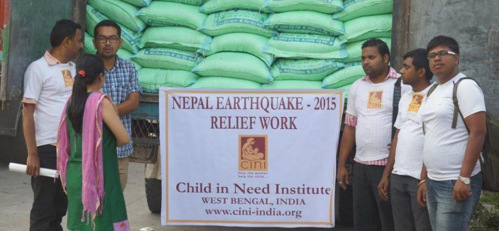Emergenza Nepal, anche Cini Italia lavora sul campo