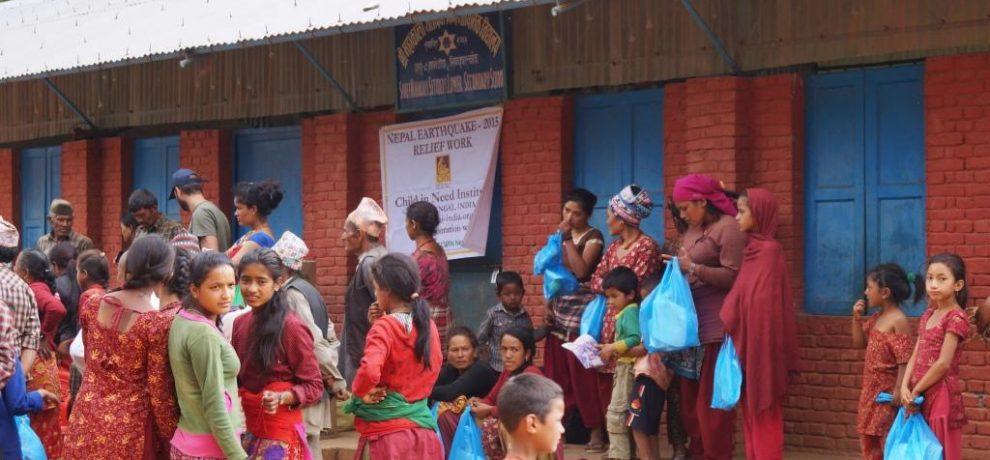 Terremoto in Nepal, nuovo aggironamento da Cini Italia