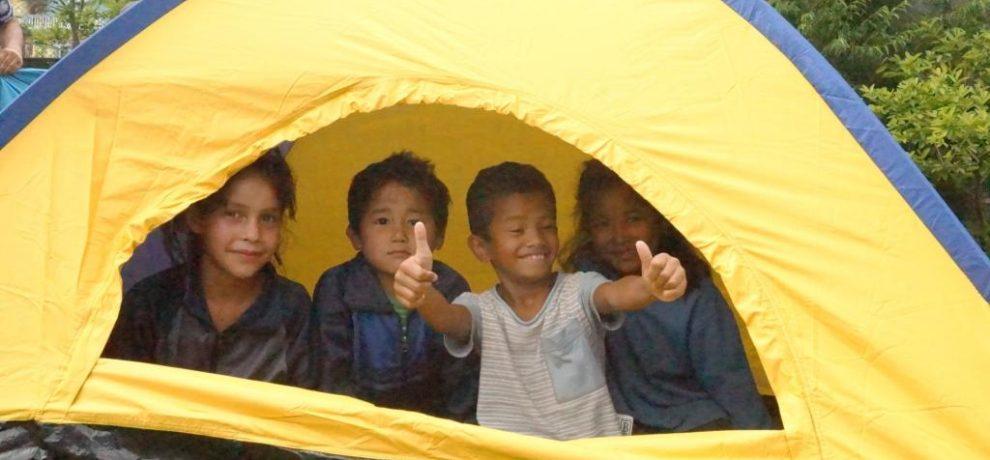 Terremoto in Nepal: 2.000 famiglie aiutate a distanza da Cini Italia