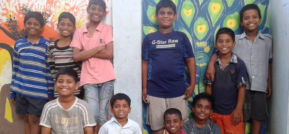 Sostegno a distanza, arriva una lettera da Bhavitha Home