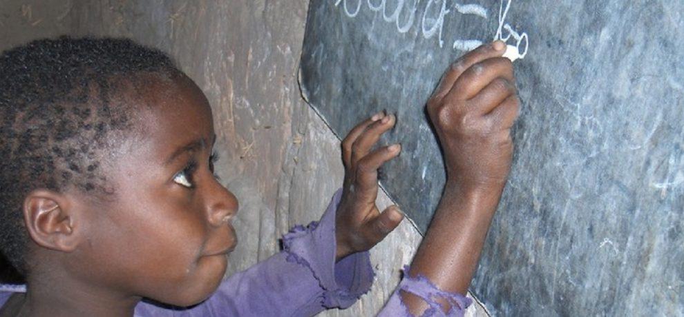 Sostegno a distanza, la storia di Geraldo nato in Angola