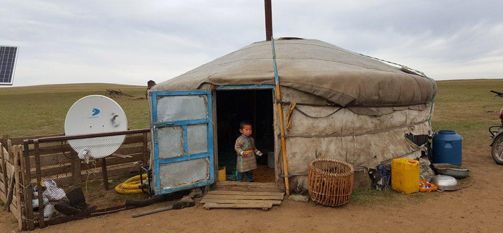 Mongolia – Un incontro nella steppa mongola – Da ASIA