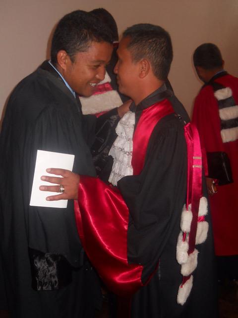 Fara Julien Randrianandrasana – Mais – Madagascar