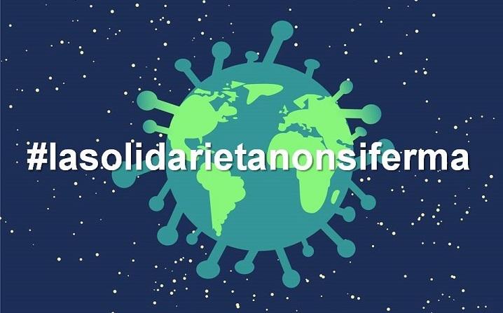 La solidarietà non si ferma