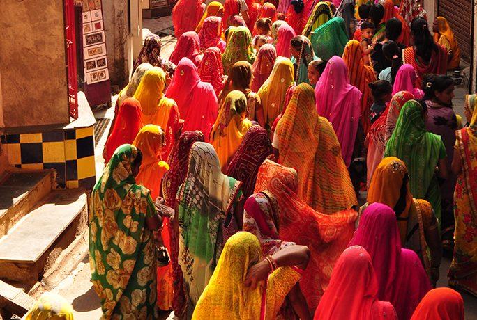I colori dell'India Sono arrivate le novità: Vèstiti di India e Solidarietà! da mancikalalu