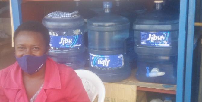 da progetto rwanda: Il percorso di indipendenza di Diane