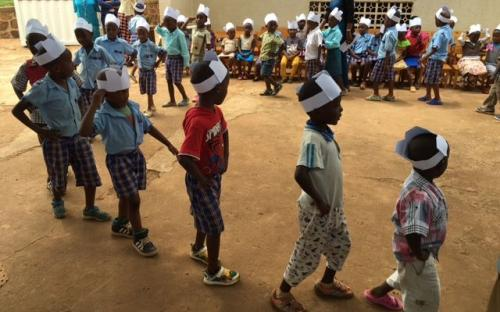 kigali riapertura delle scuole da progetto rwanda