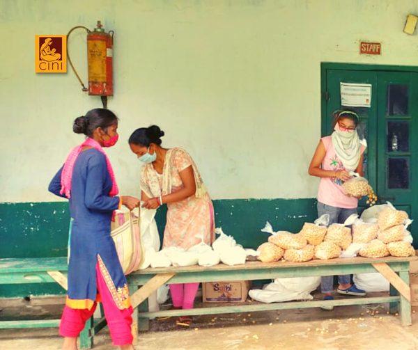 Impennata India nell'emergenza COVID-19 da cini